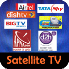 DTH DishTV options in India-Choose from TataSky, DishTV, Sun TV, Airtel, Reliance Big, Doordarshan DTH